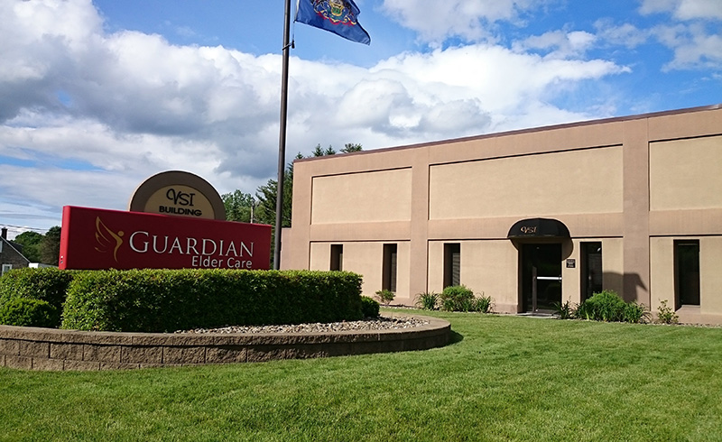 Corporate Office Guardian Elder Care Main Office Located in Brockway, PA Pennsylvania