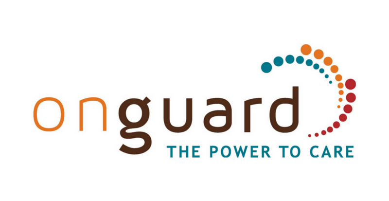 Onguard the power to care logo Guardian Healthcare Main Office Located in Brockway, PA Pennsylvania