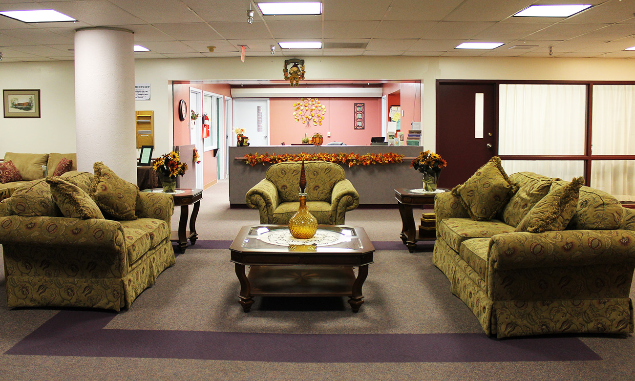 Photo of a Common Room