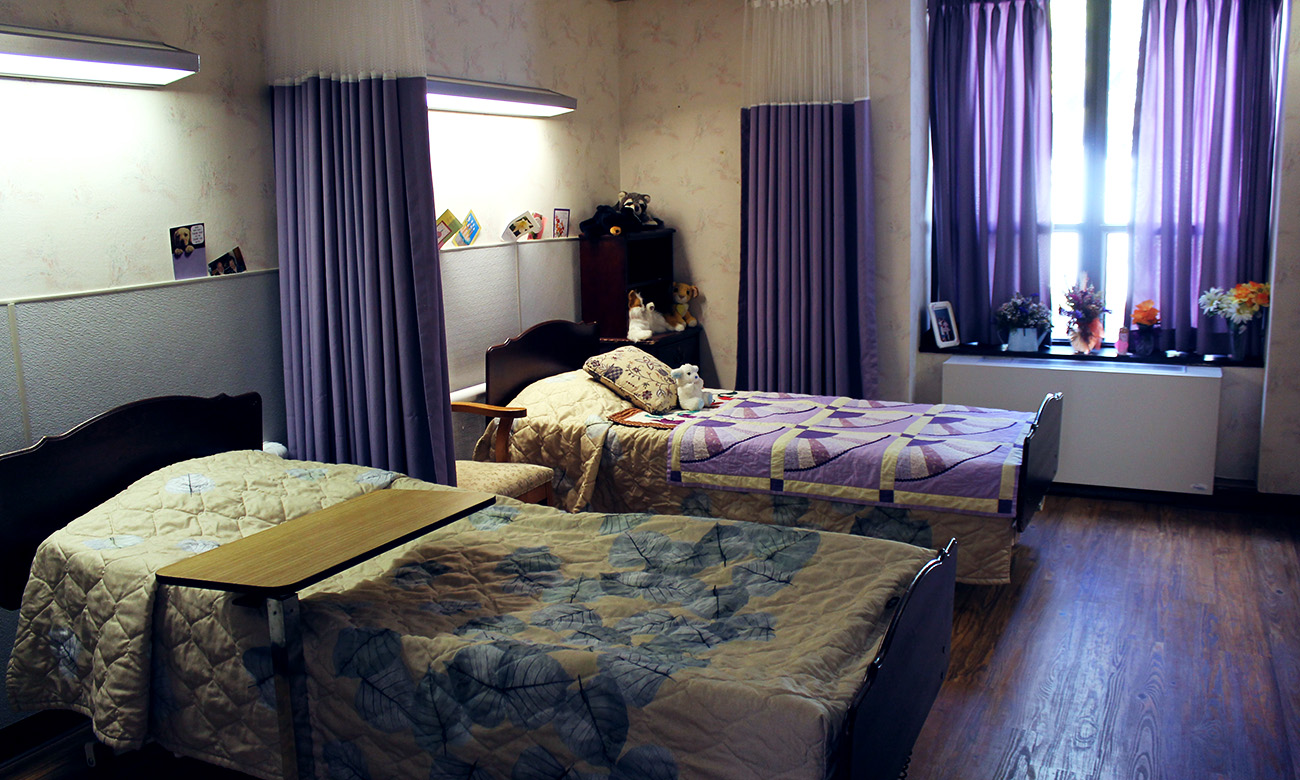 Double Bed Resident Room