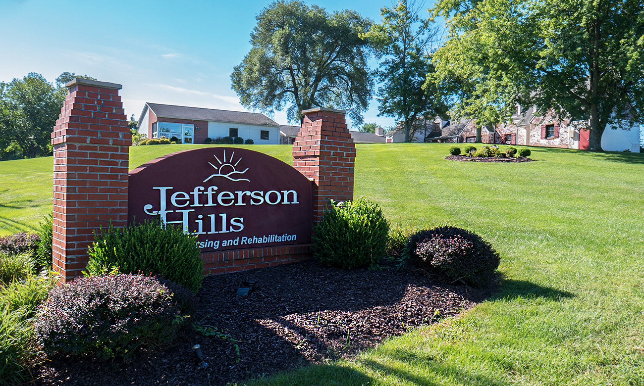 Jefferson Hills Facility Sign
