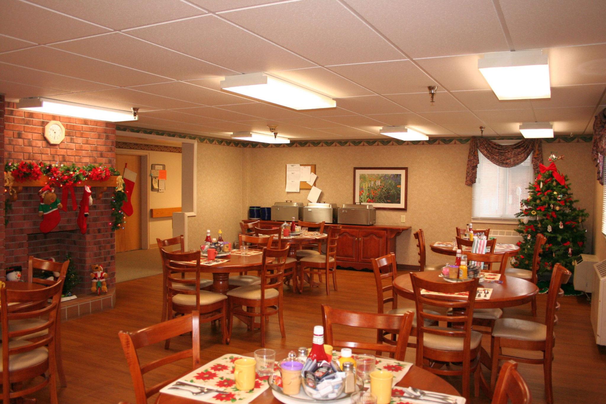 Oil City Health Care, Rehabilitation Center, and Senior Living - 1293 Grandview Road Oil City, PA 16301