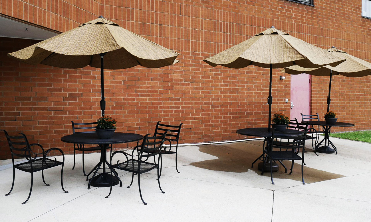 Photo of Outside Seating Area