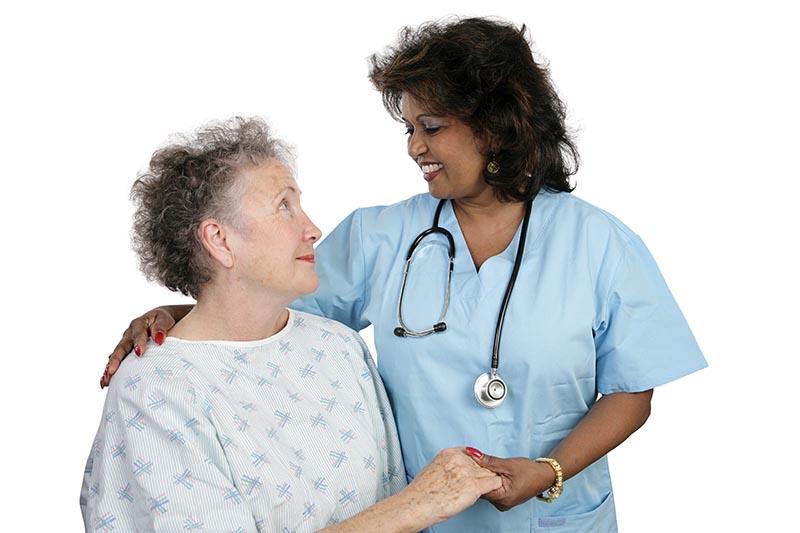 Patient Nurse Guardian Healthcare Main Office Located in Brockway, PA Pennsylvania