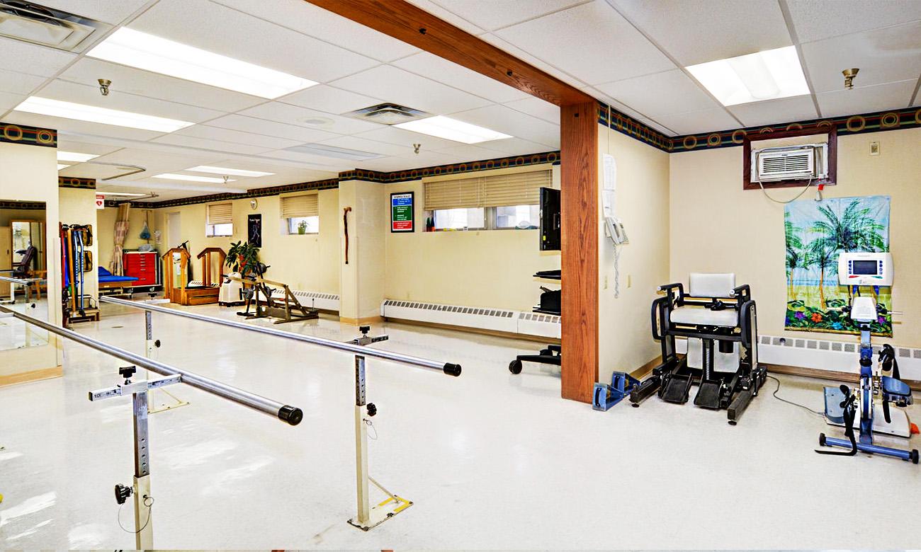 Rehabilitation Services Gym
